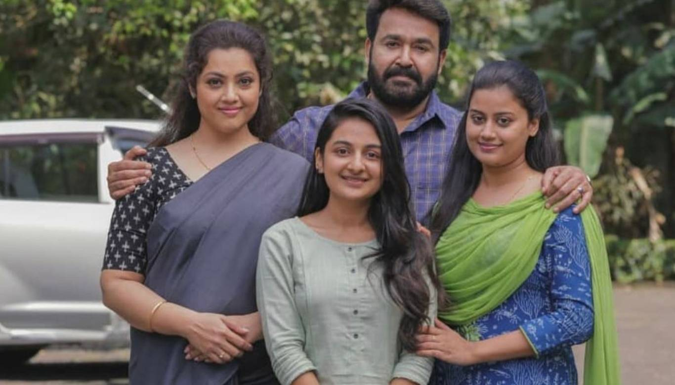 """Georgekutty and family"" from Drishyam2 is here!"