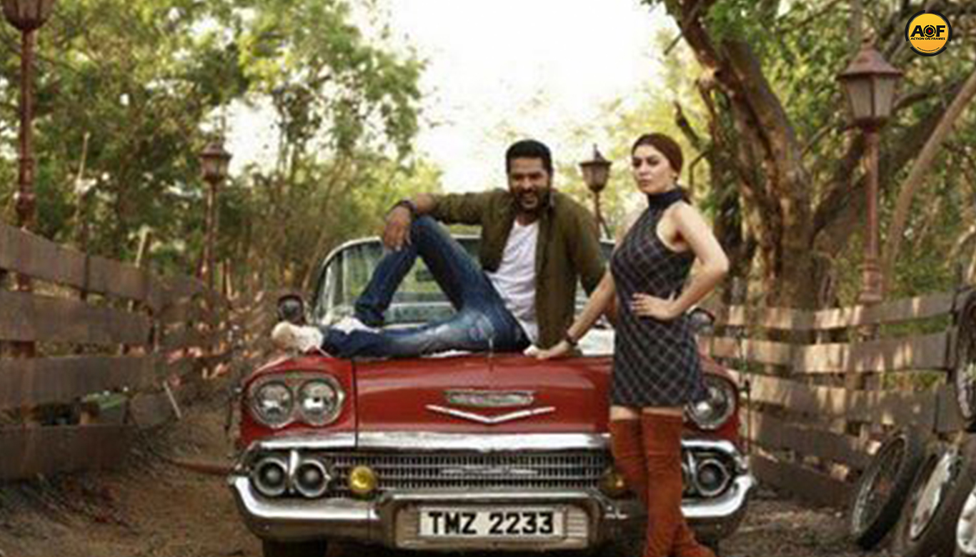 Hansika again team up with prabhudeva