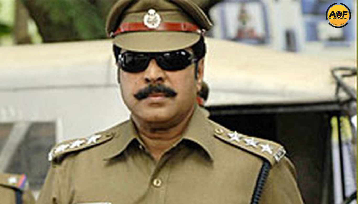 Megastar Mammootty to wear khaki again