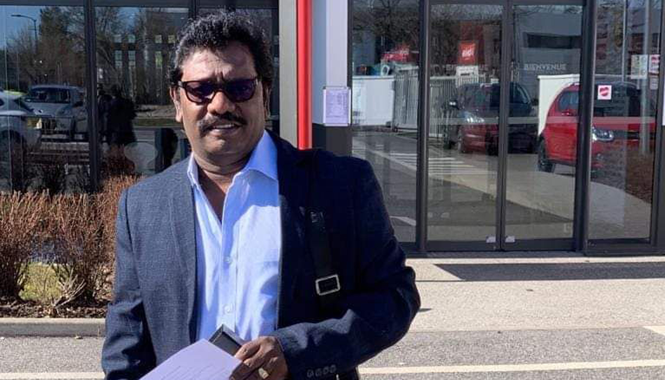 Actor and MLA Karunas tested positive for COVID 19!