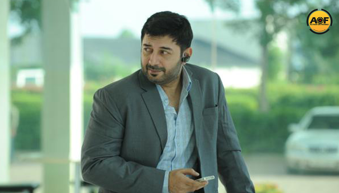 Aravind Swamy's Vanangamudi's first schedule wraps up