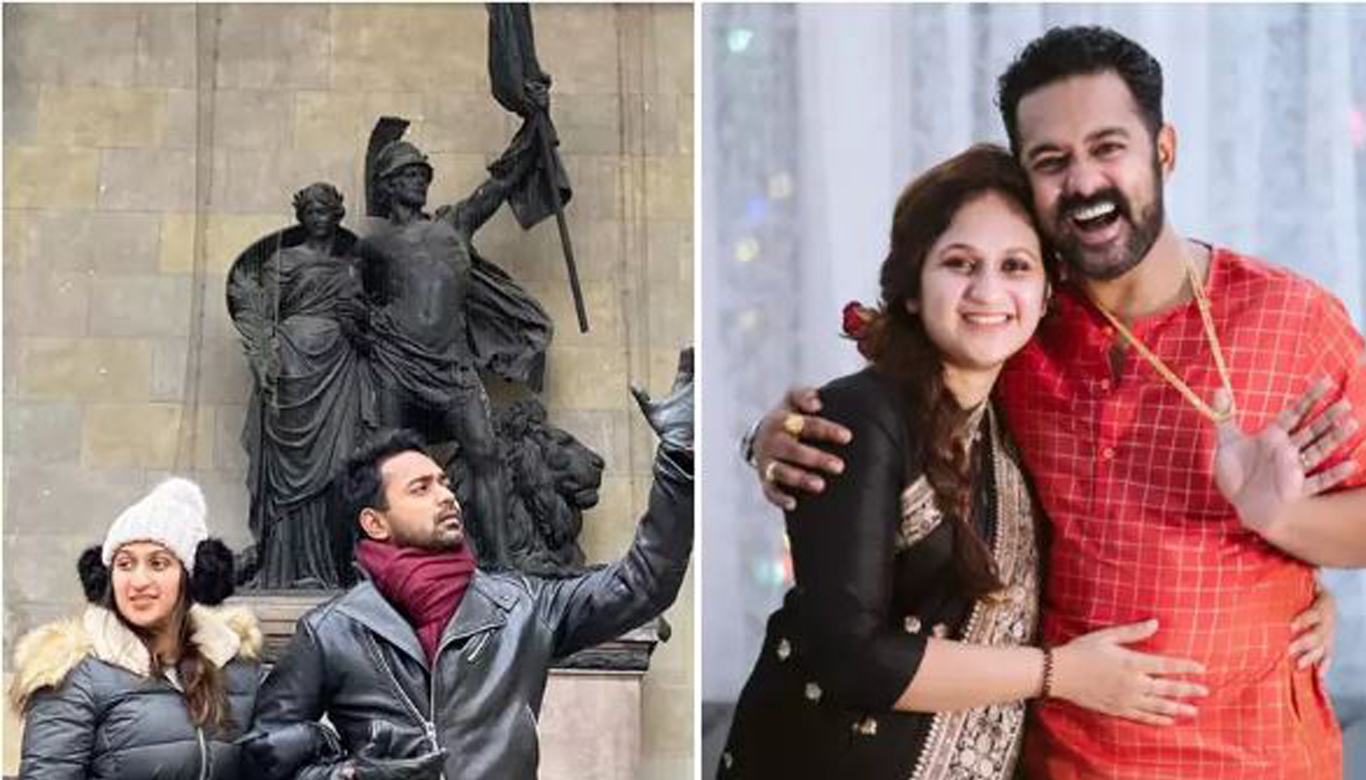 Asif Ali seventh weddng Anniversary Today