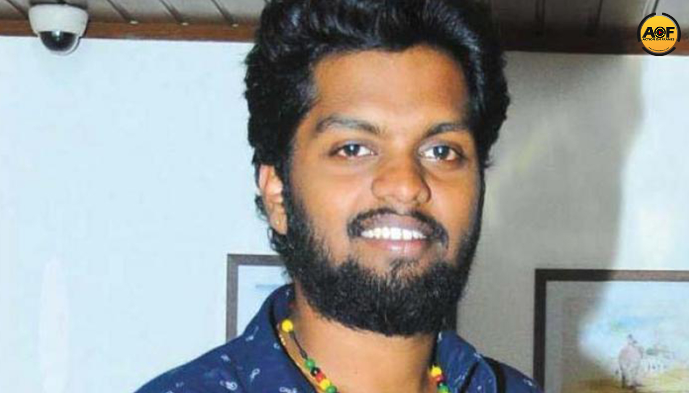 Balu Varghese's next is Charlie's Angel