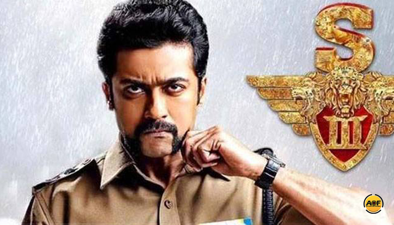 Challenge Proved True; Suriya's 'Singam 3' Uploaded On Internet On Release Day