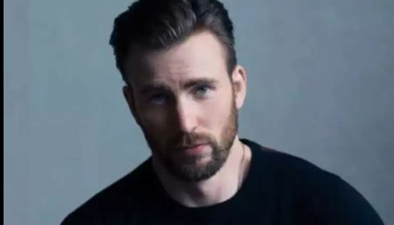 Chris Evans tries to groom his dog to disastrous results
