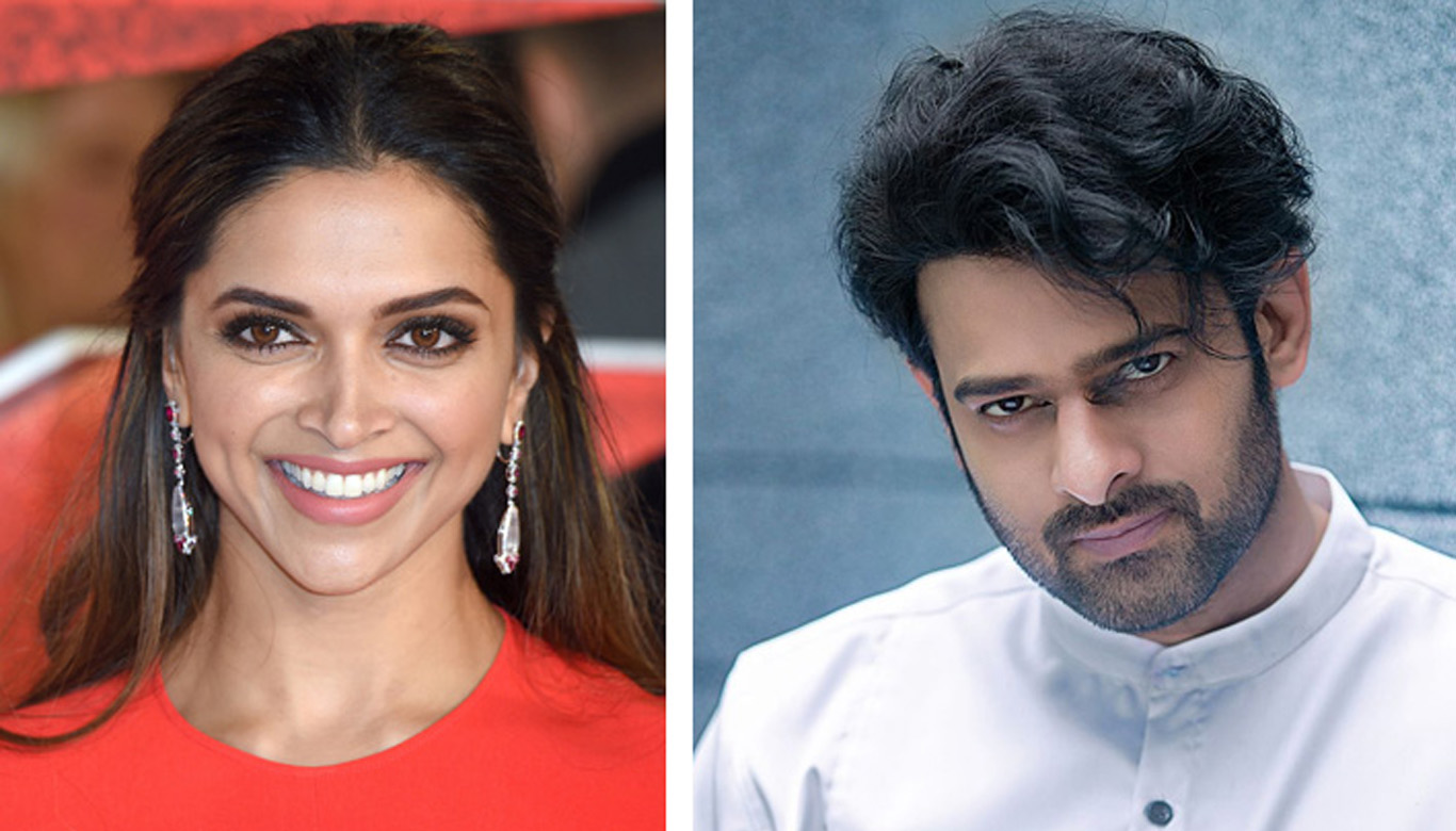 Deepika Padukone and Prabhas team up for Nag Ashwin movie