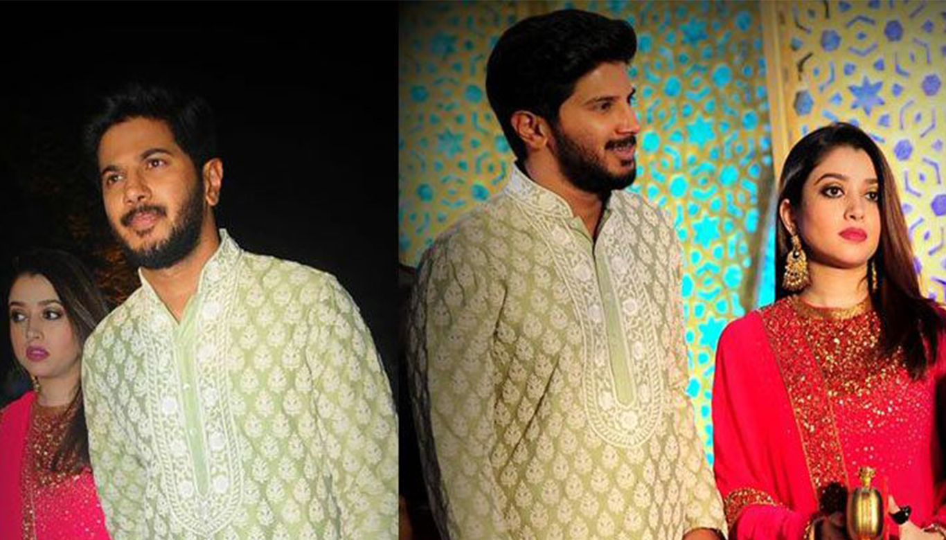 Dulquer Salmaan Blessed With a Baby Girl