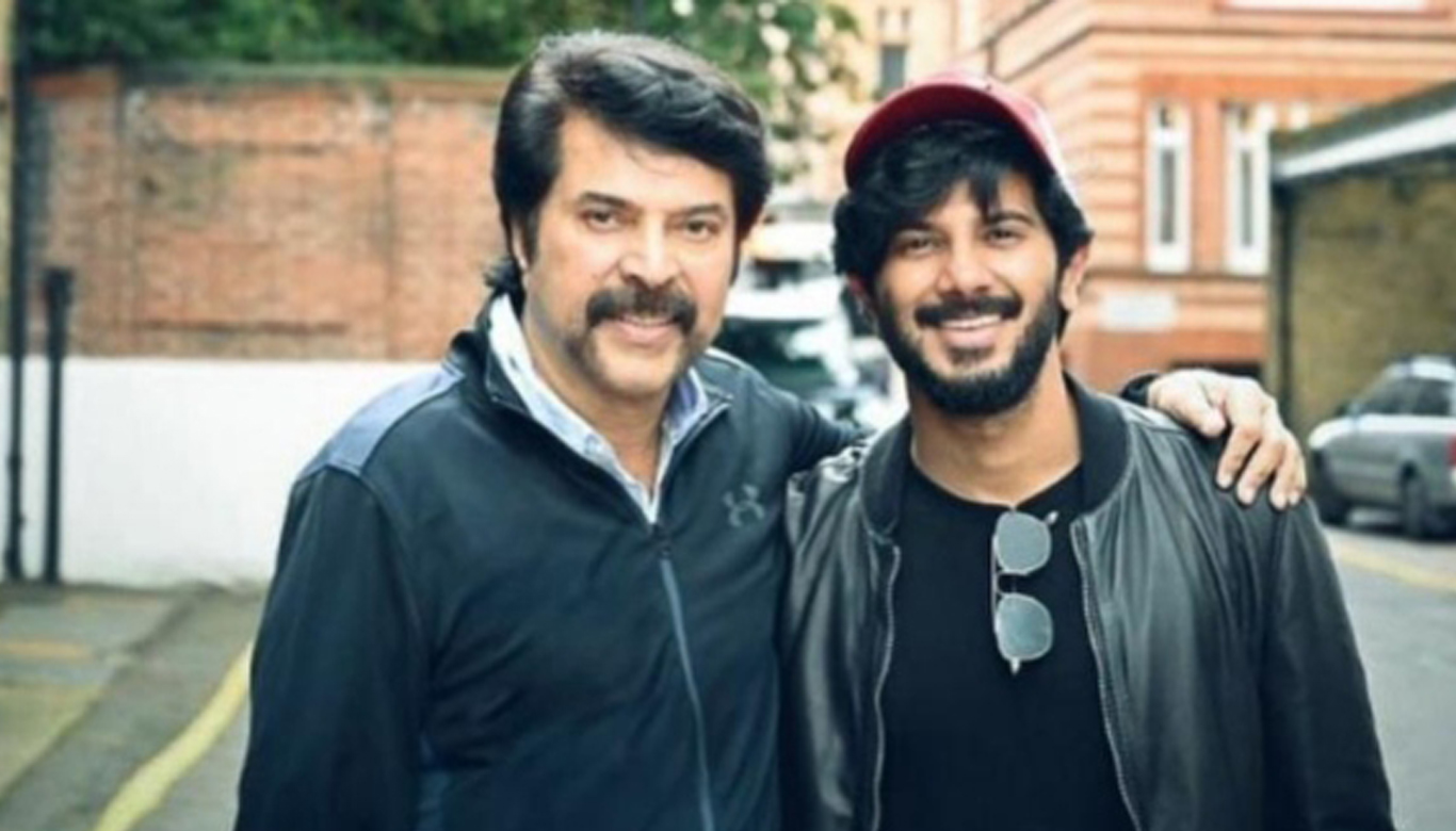 Dulquer reveals Mammootty hasn't stepped out for 150 days