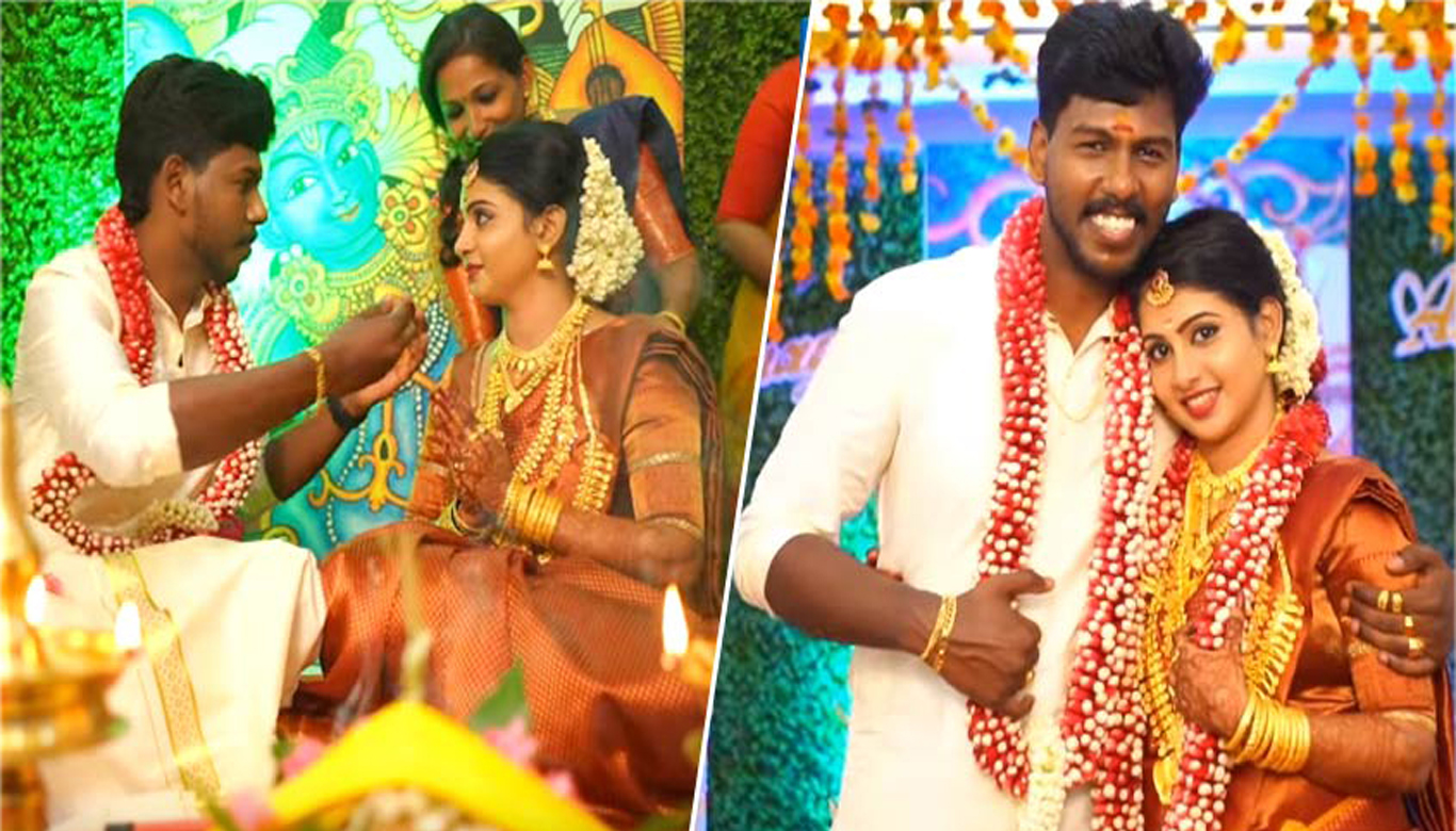 Singer Abhijith Kollam got married