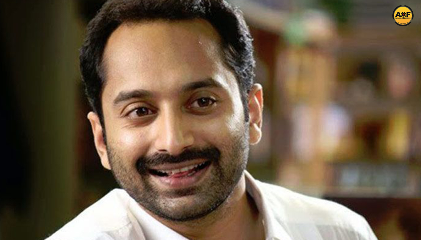Fahadh Faasil Plays The Role Of An Introvert In Movie