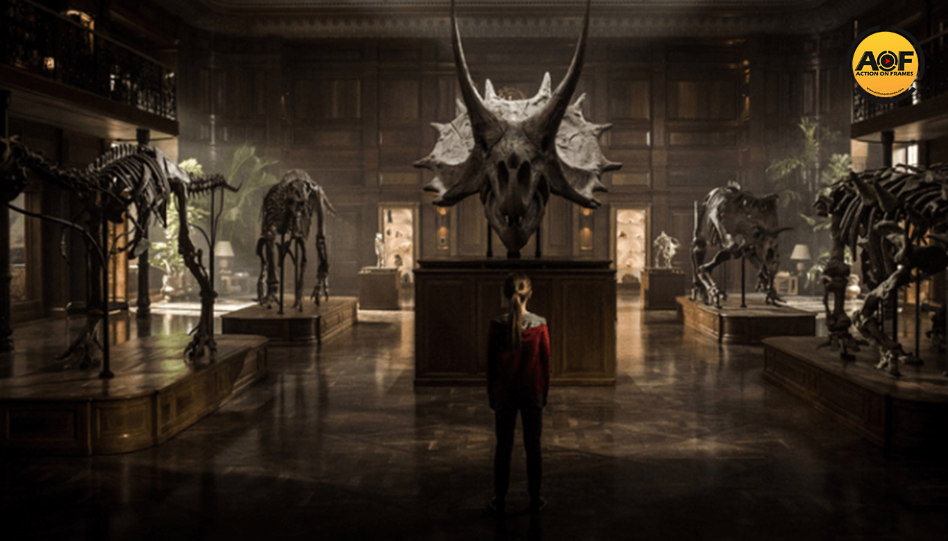 First look of 'Jurassic World 2' is released