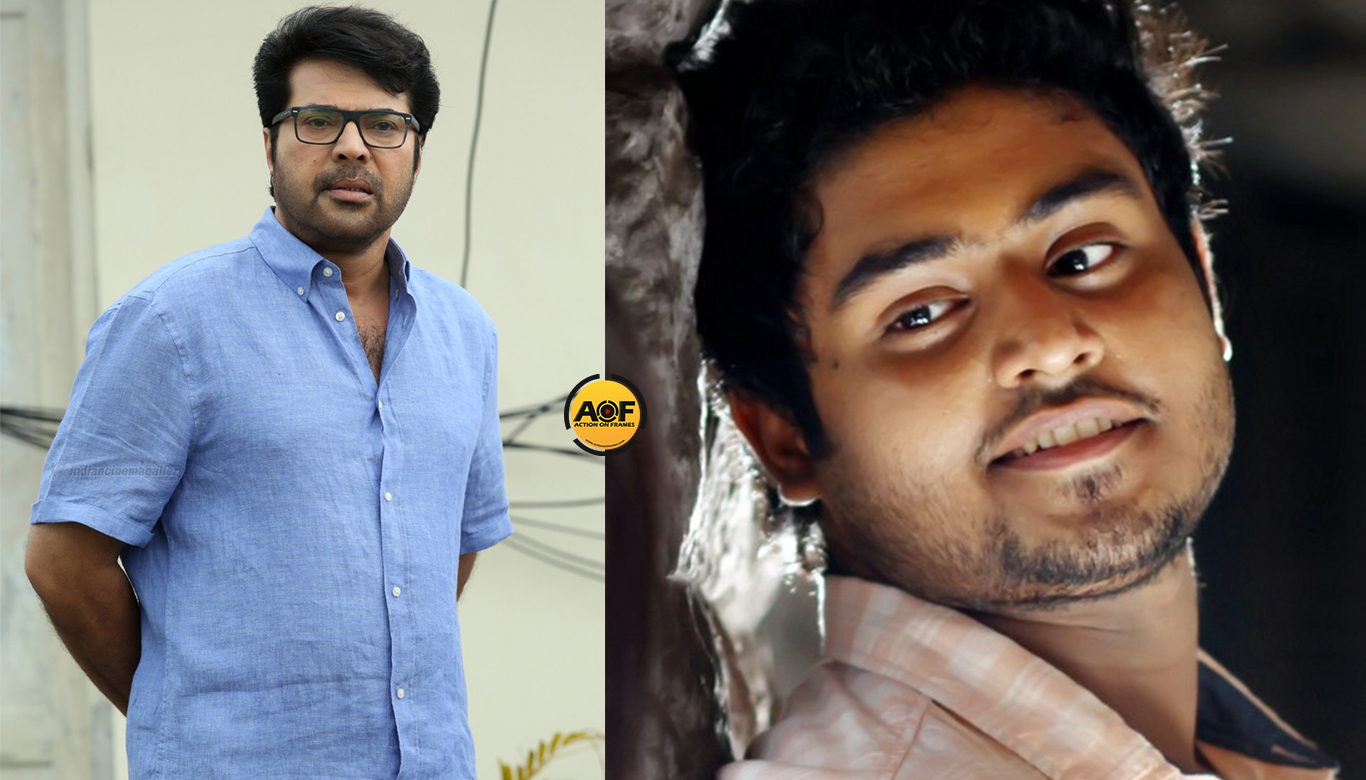Gokul suresh's First big star movie to be with Mammootty