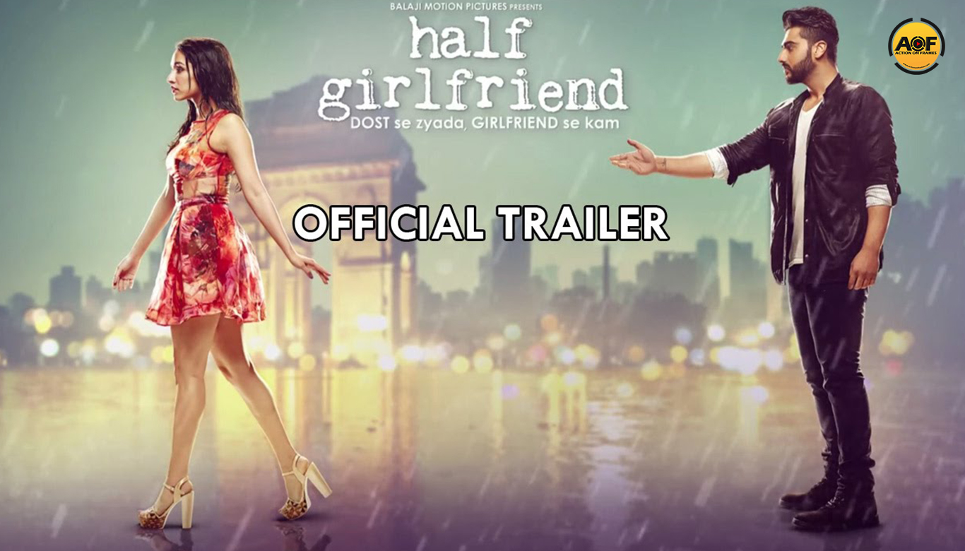 Half Girlfriend's Trailer Is Finally Here Ending The LONG Wait Of Chetan Bhagat Fans!