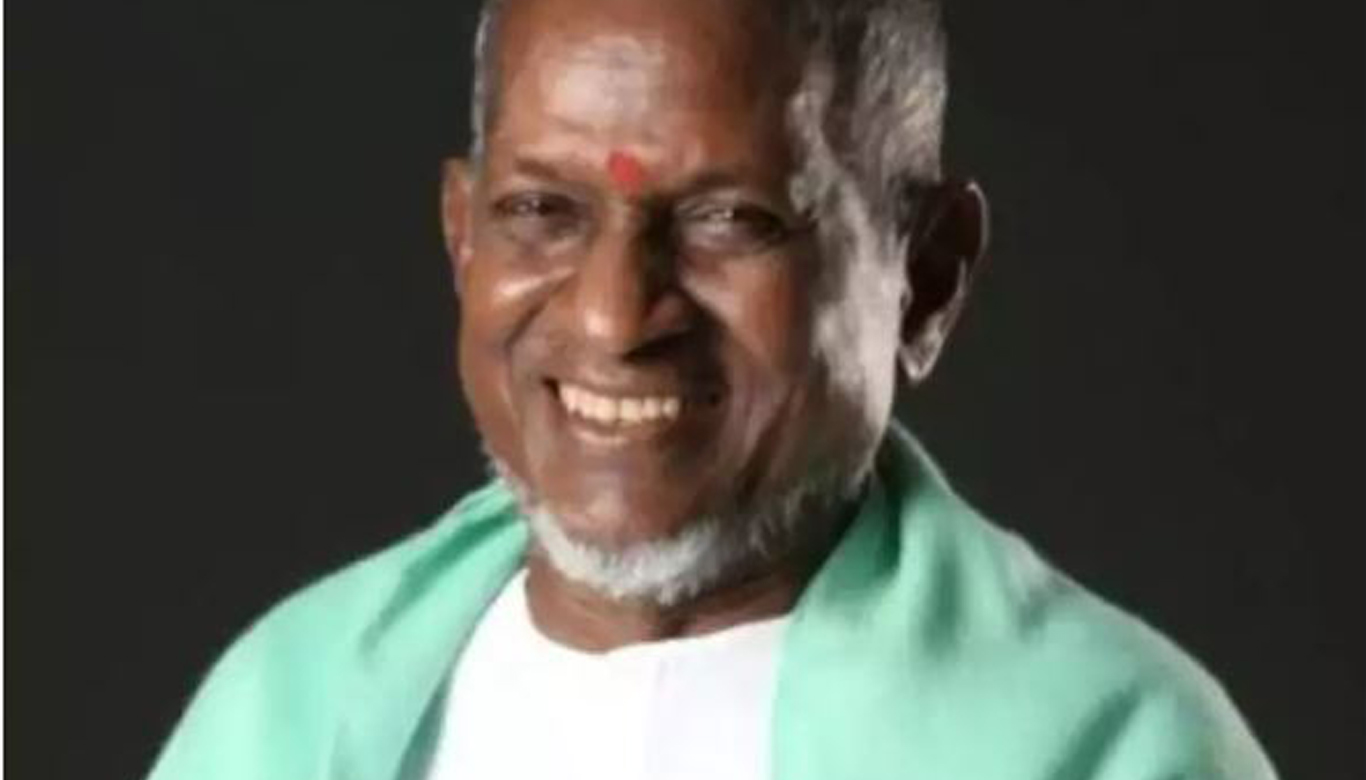 Ilayaraja showers on Nadhaswaram Lydian by calling a photo
