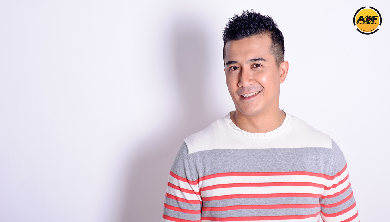 International actor Aaron Aziz joins Tik Tik Tik shoot