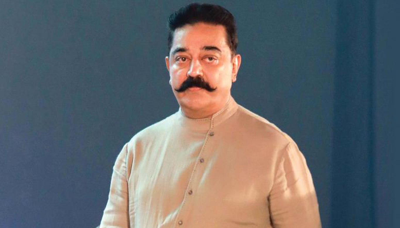Kamal Haasan urges a two week social gap