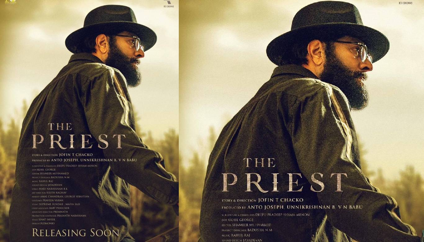 Mammootty's 'The Priest' to release before 'One'?