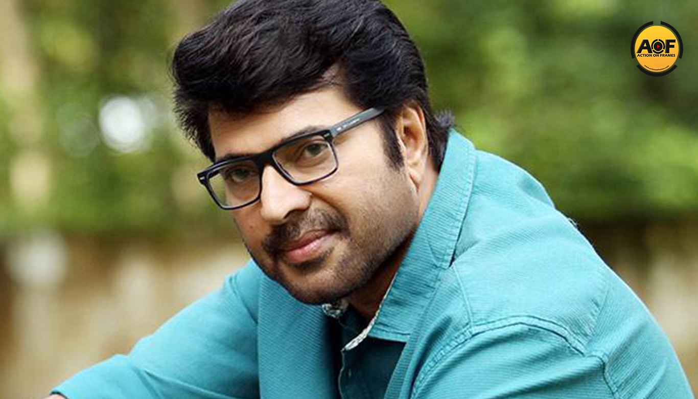 Megastar Mammootty once again becomes producer