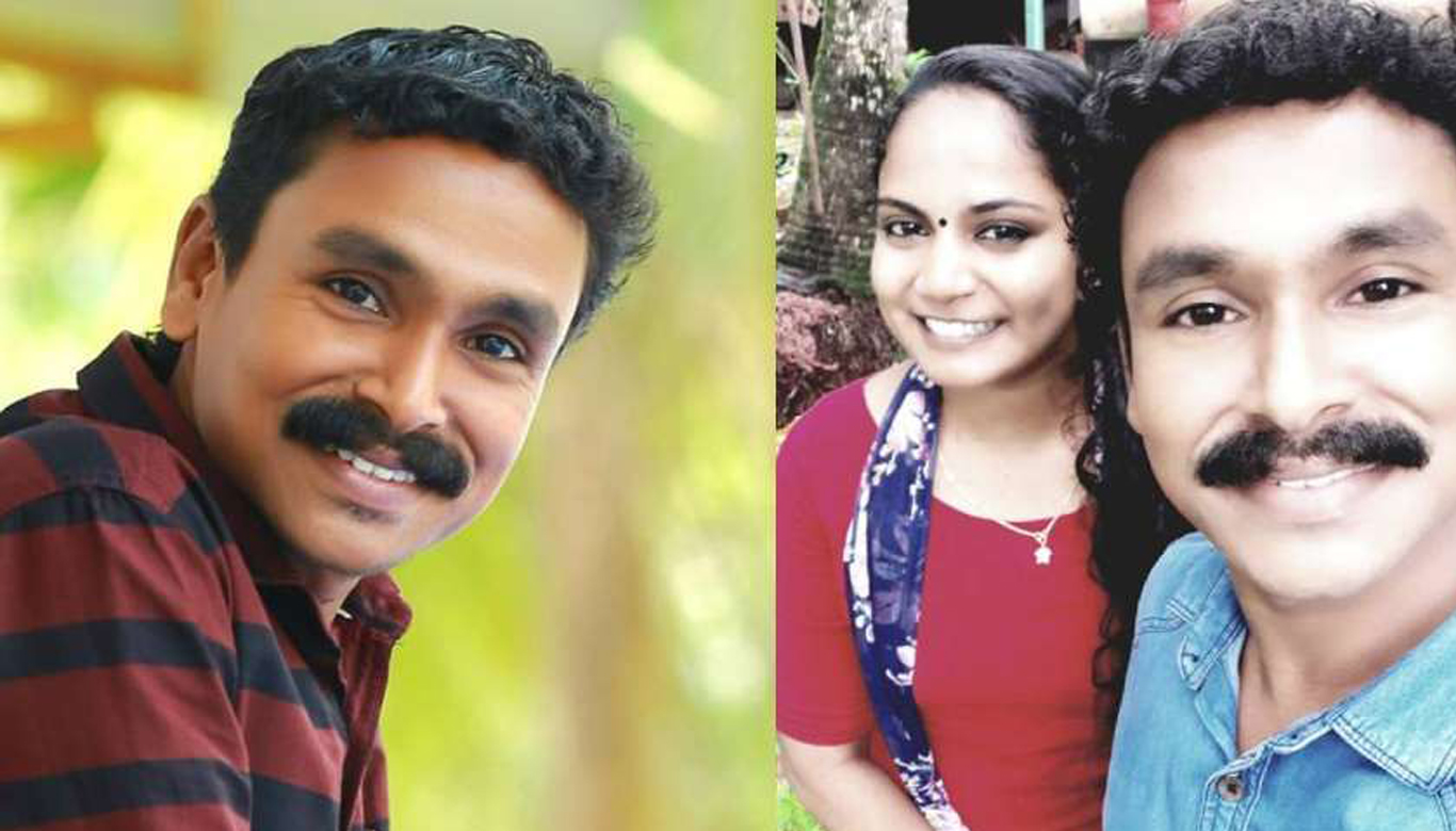 Mollywood actor Vijilesh finds his soulmate!