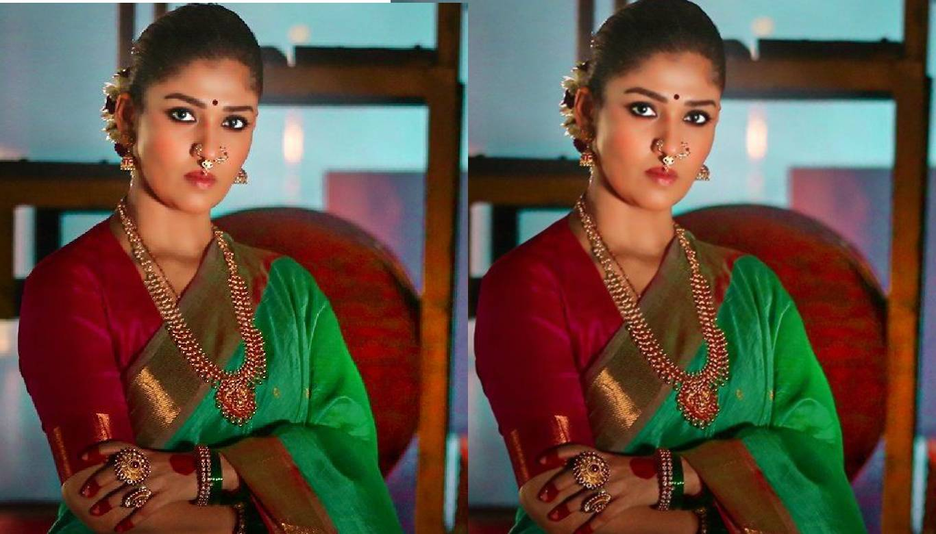 Nayanthara has a busy 2021 in front of her!