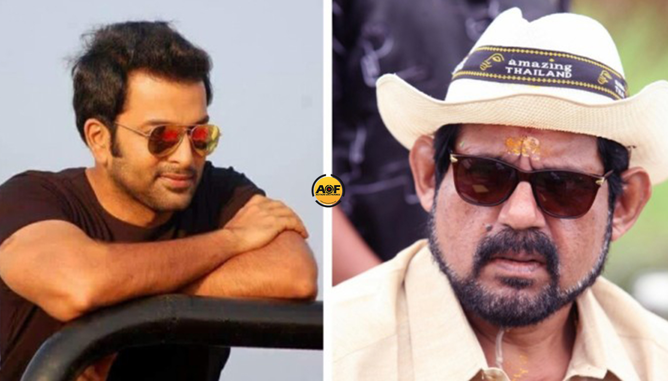 Prithviraj To Join Hands With Viji Thampi For Yet Another Movie?