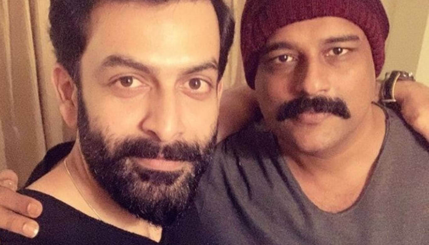 Prithviraj is all excited about Empuraan