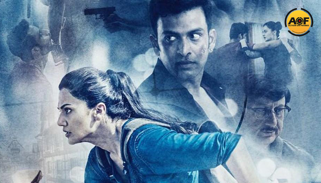 Prithviraj's upcoming Bollywood movie Naam Shabana will release on March 31