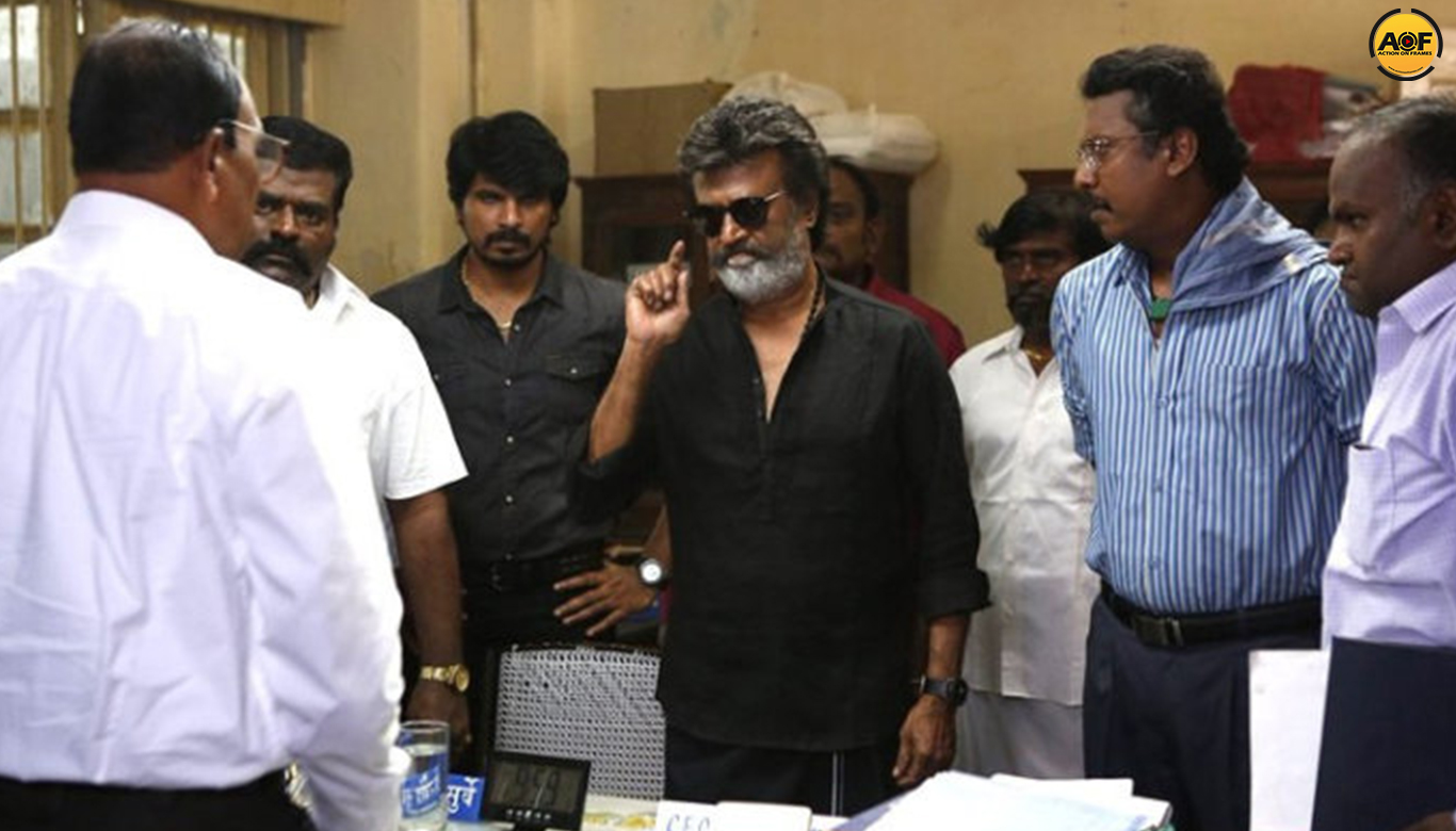 Rajinikanth's Kaala shooting updates is here