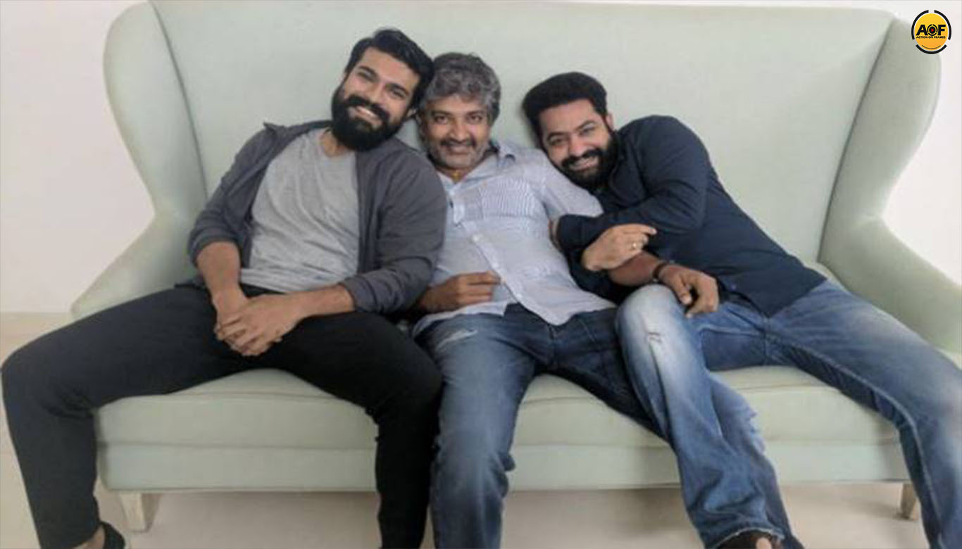 Ram Charan and Jr NTR To Work With SS Rajamouli.