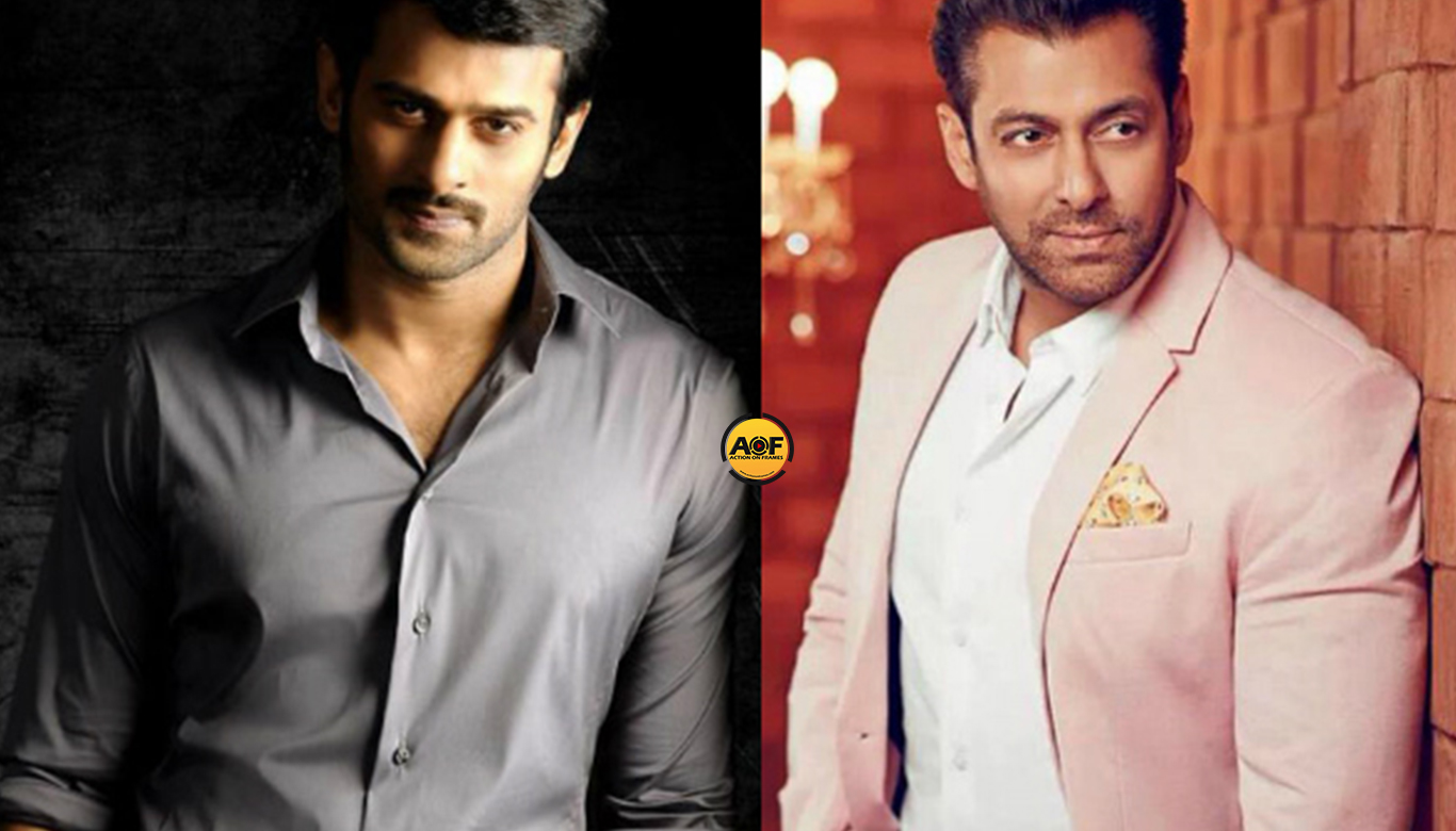Salmaan khan and prabhas in a film together