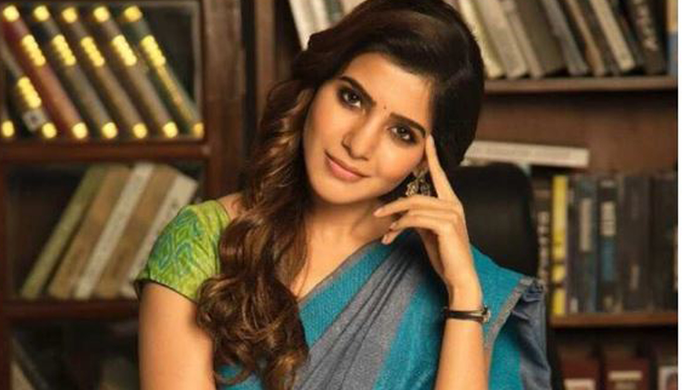 Samantha Akkineni uncovers her eating routine arrangement during isolate period