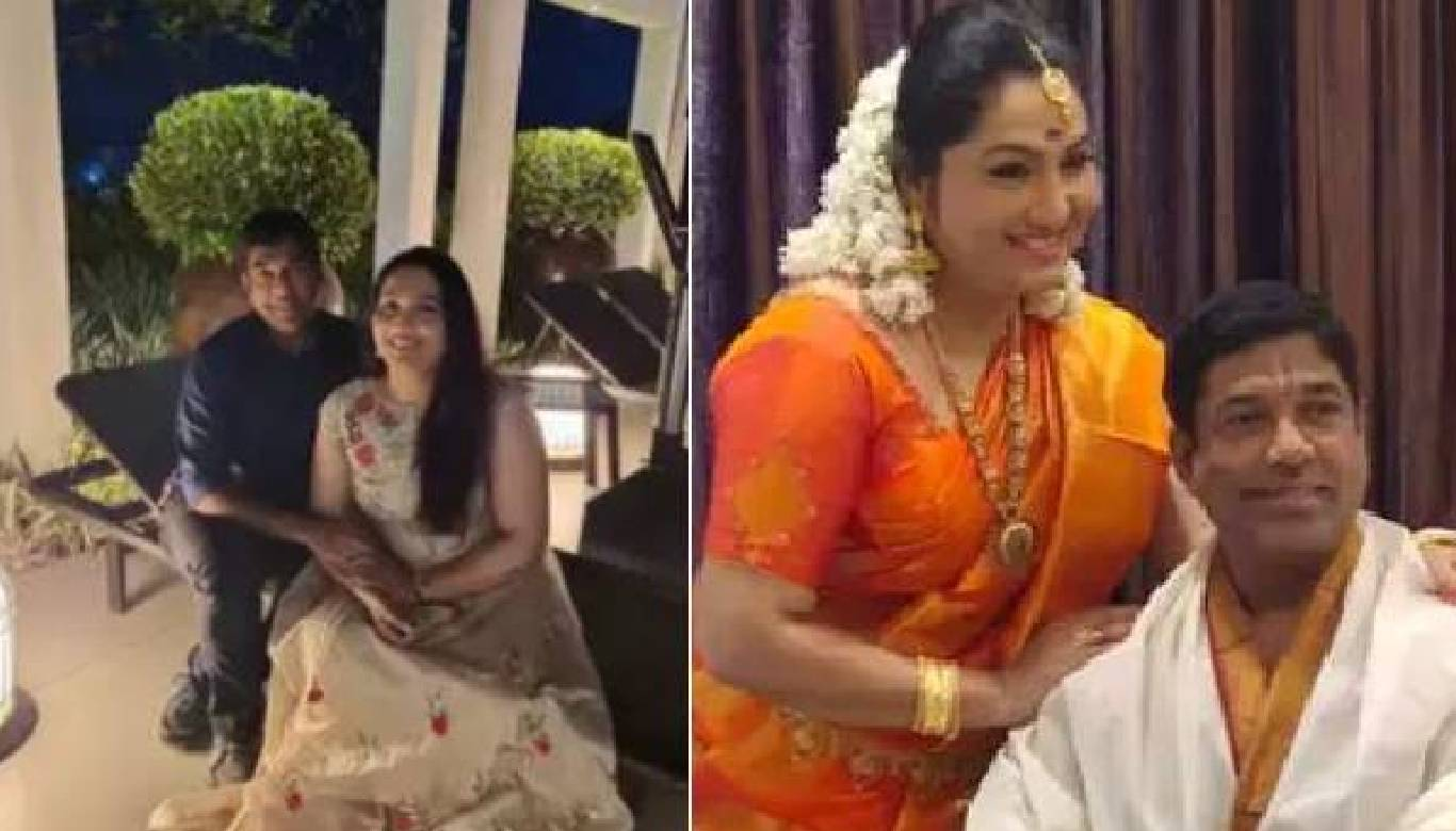 Serial actress Yamuna ties knot with psychotherapist from USA