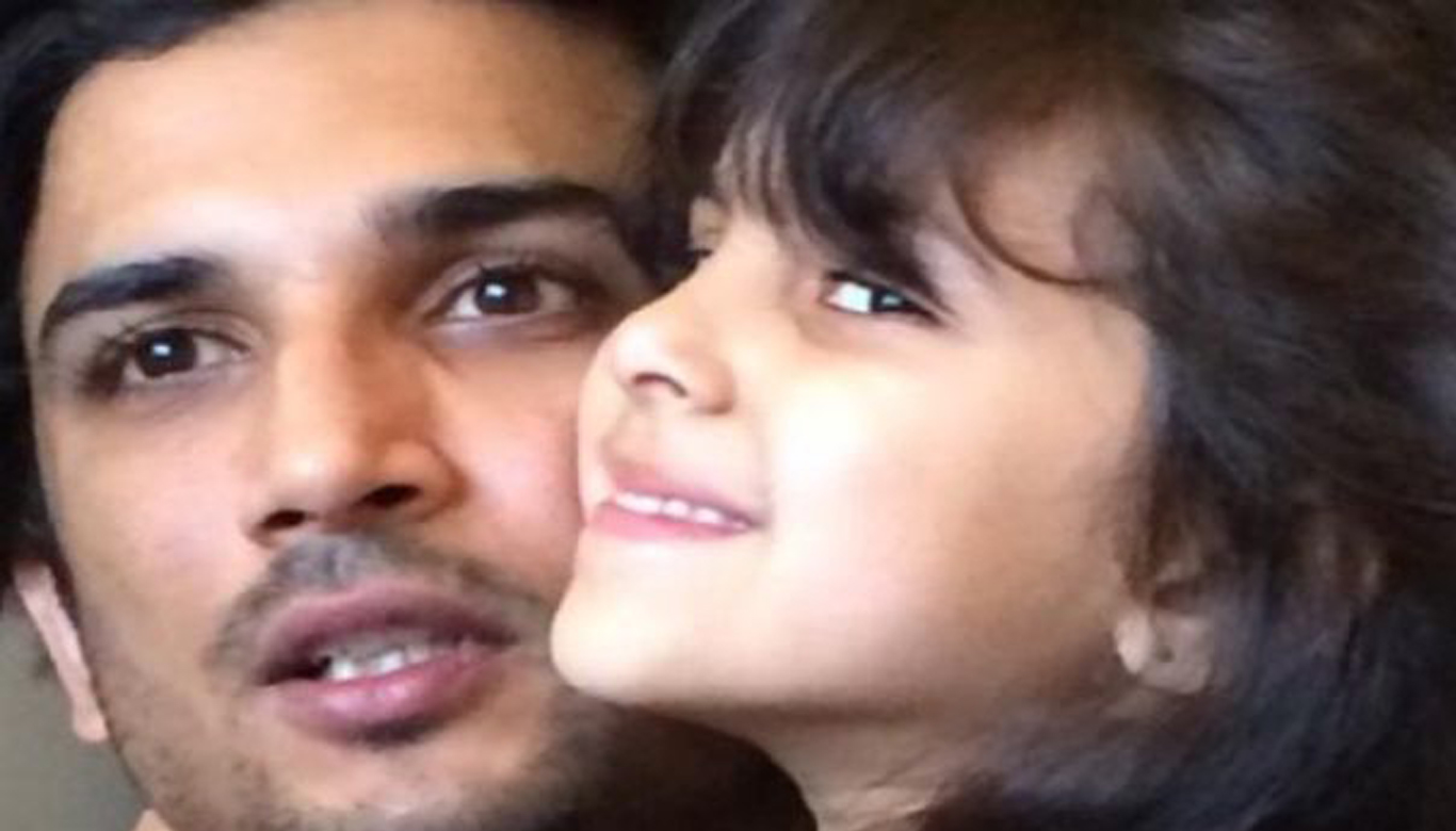 Sushant Singh Rajput's sister shares heartbreaking picture of the late actor with his niece: Freyju with Mamu