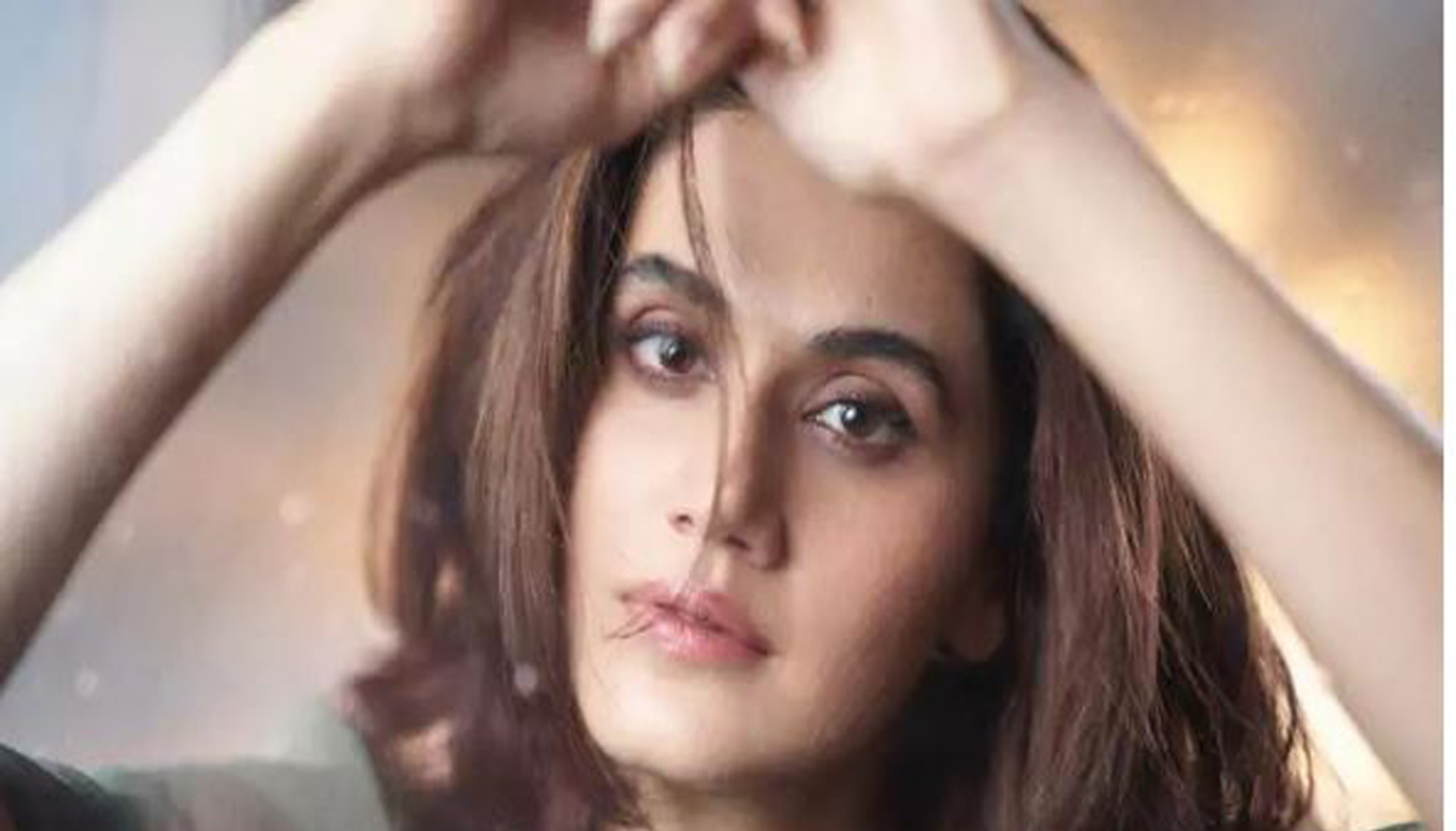 Taapsee Pannu: When critics tell you're in good form, it's frightening