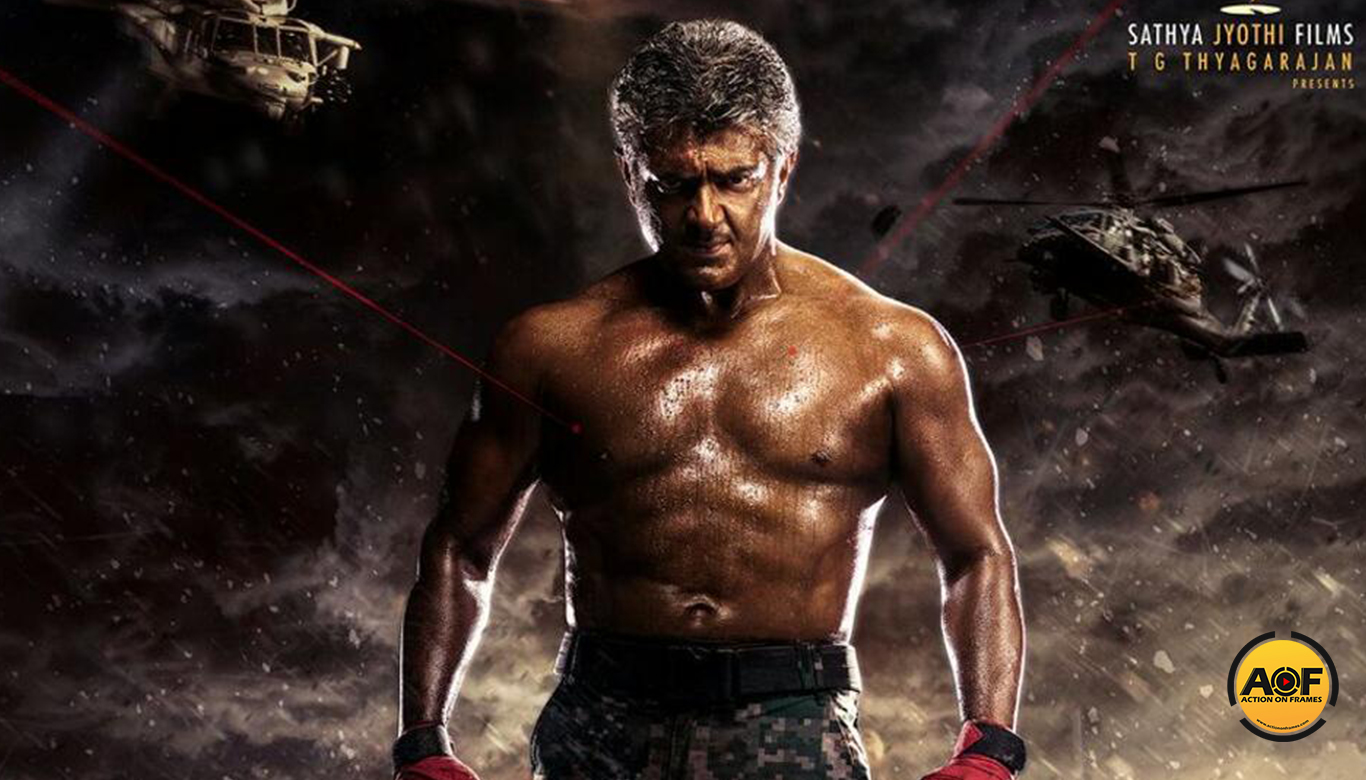 Thala Ajith's Vivegam To Release On August 10th