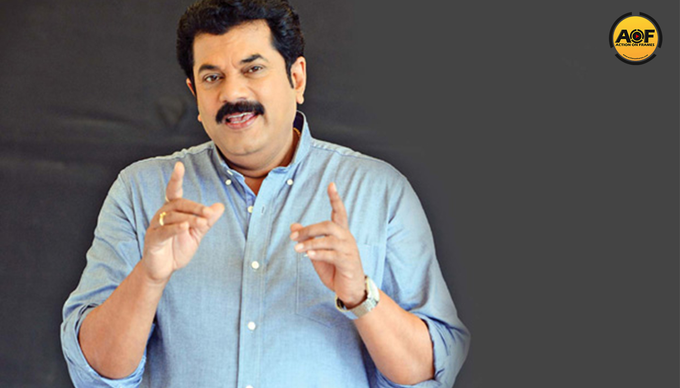 Veteran Malayalam actor Mukesh to don director's cap