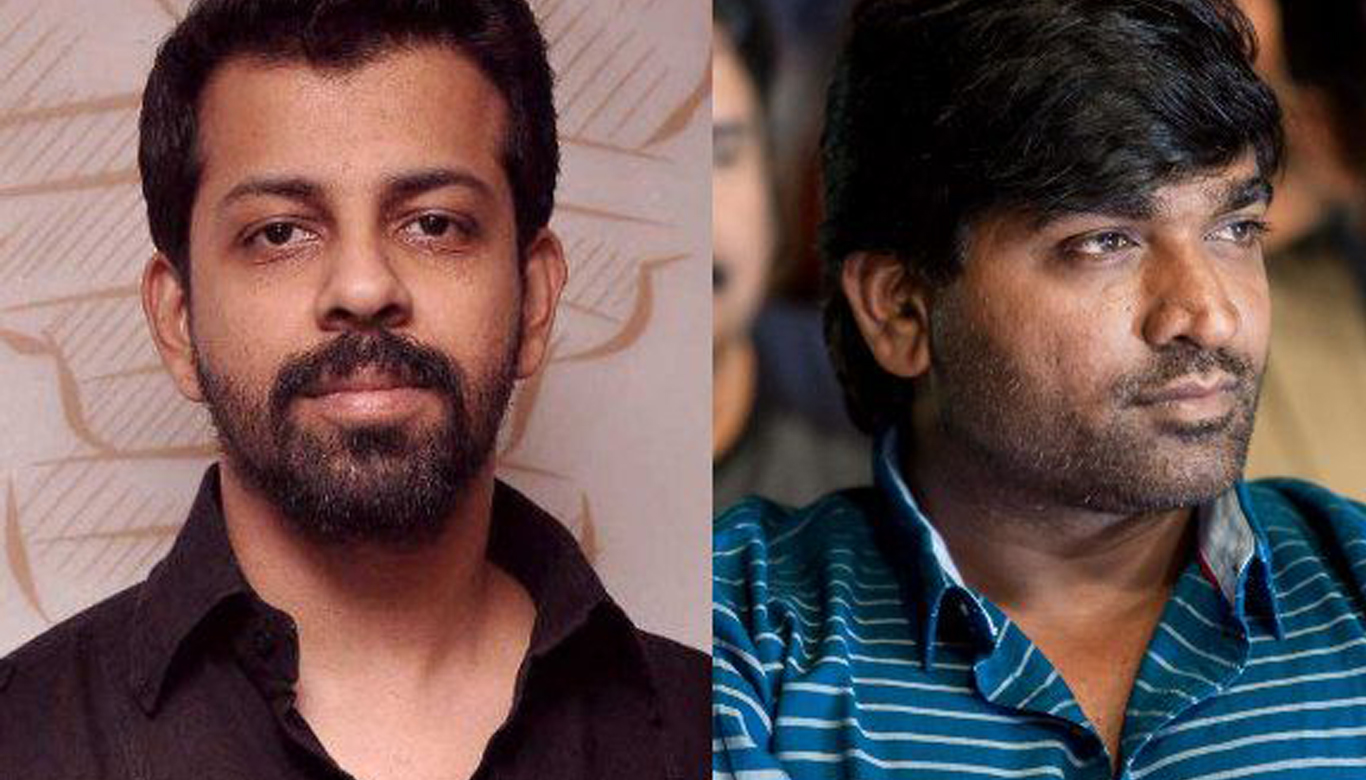 Vijay Sethupathi To Team Up With Bejoy Nambiar For His Next