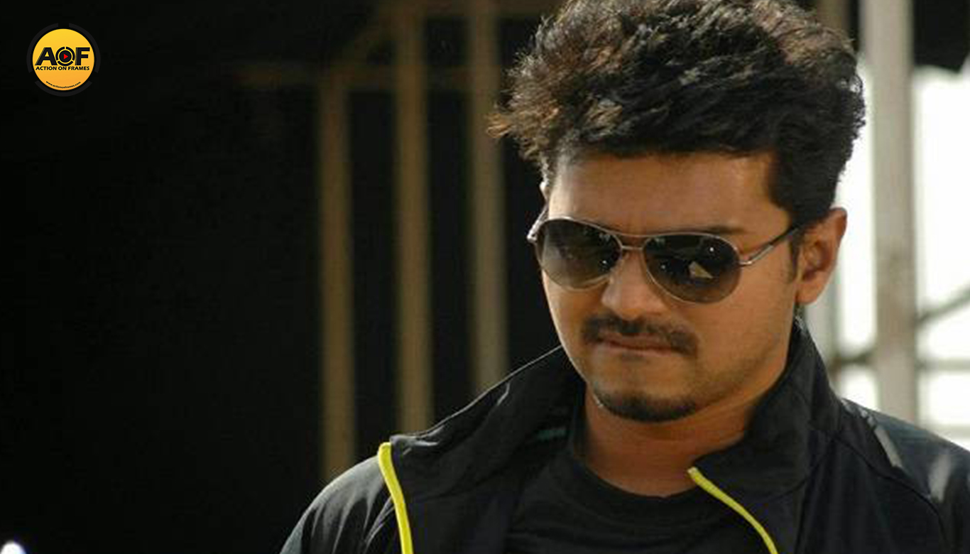Vijay To Play Triple roles in Vijay 61 ?