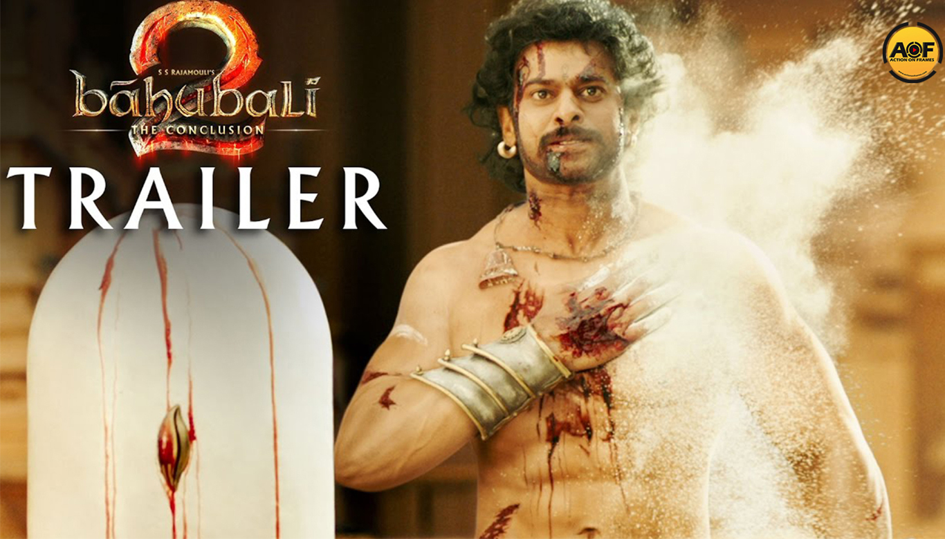 Wait is over… Baahubali 2 Trailer is out