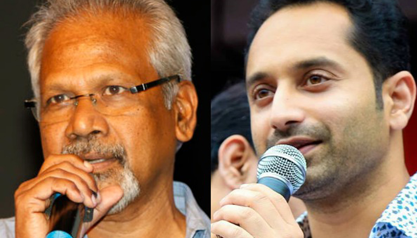 Will Fahadh Faasil be a part of Mani Ratnam's anthology?