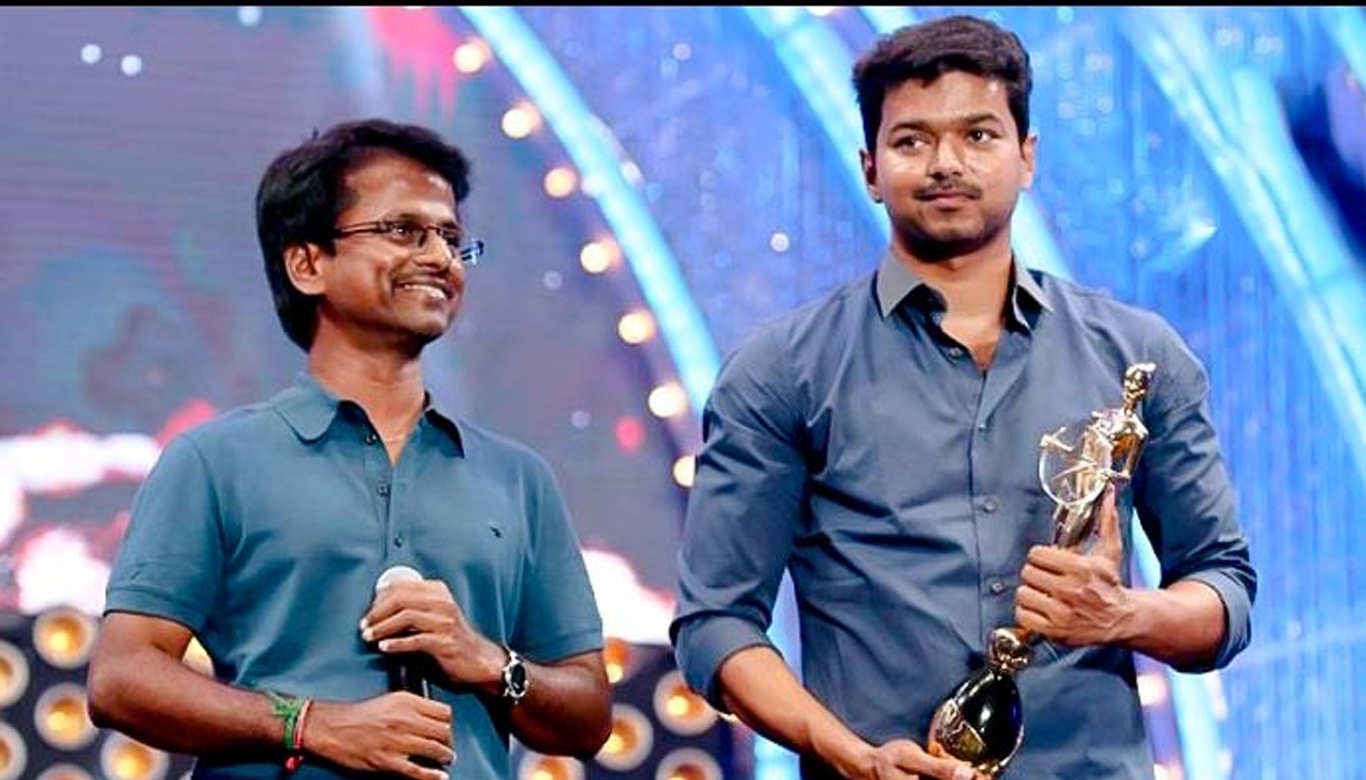 Will Vijay-Murugadoss film bag this music director?