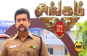 Suriya's Singam 3 Box Office predictions