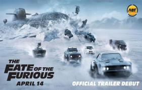 'The Fate of the Furious' trailer is released