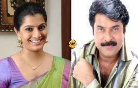 Varalakshmi sharath kumar again in Mammootty film