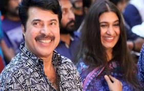 41 love years. On their wedding anniversary the fans wished Mammootty and Sulfath