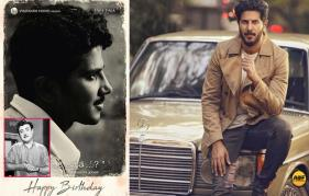 A spectacular looking Dulquer Salmaan as Gemini Ganesan in Savitiri biopic Mahanati