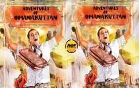 ASIF ALI'S 'ADVENTURES OF OMANAKUTTAN'  RELEASE DATE