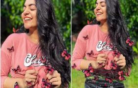 Ahaana Krishna is hit by lovely arts of fans, she tells 'My stomach butterflies'