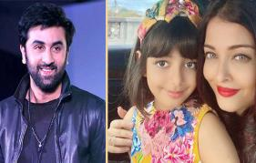 Aishwarya Rais daughter Aaradhya Bachchan had a crush on Ranbir Kapoor