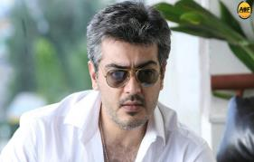 Ajith's next is a space film